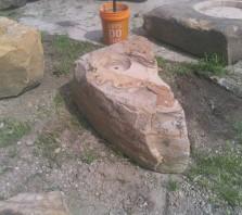 527LWB-Large Water Boulder