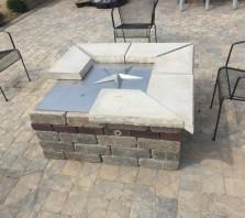 sqaure-fire-pit-flat-pan-burner-kits-fireboulder