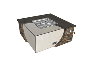 Firepit Enclosures