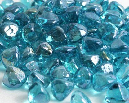 powder-blue-luster-zircon-glass-fire-boulder-fire-pit-fireglass-fireplace