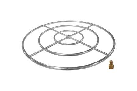 48 Fire Burner Ring