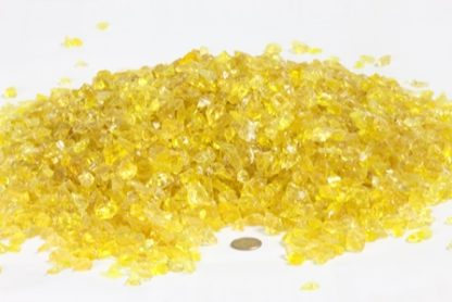 yellow-firepit-small-recycled-glass-fire-boulder-fire-pit-fireglass-fireplace