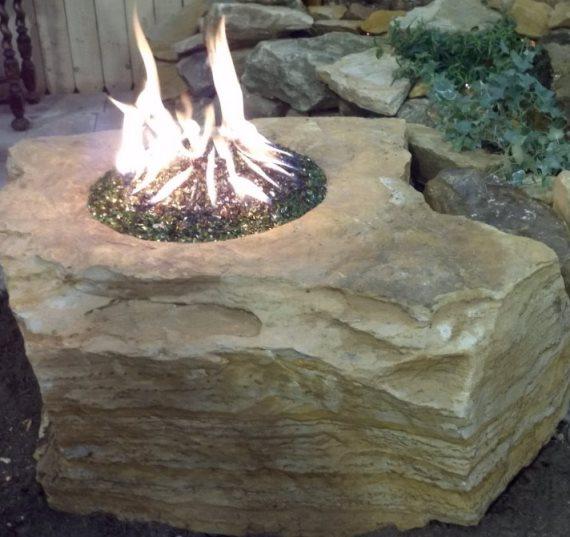 X Large Fireboulder Fireboulder Com Natural Stone