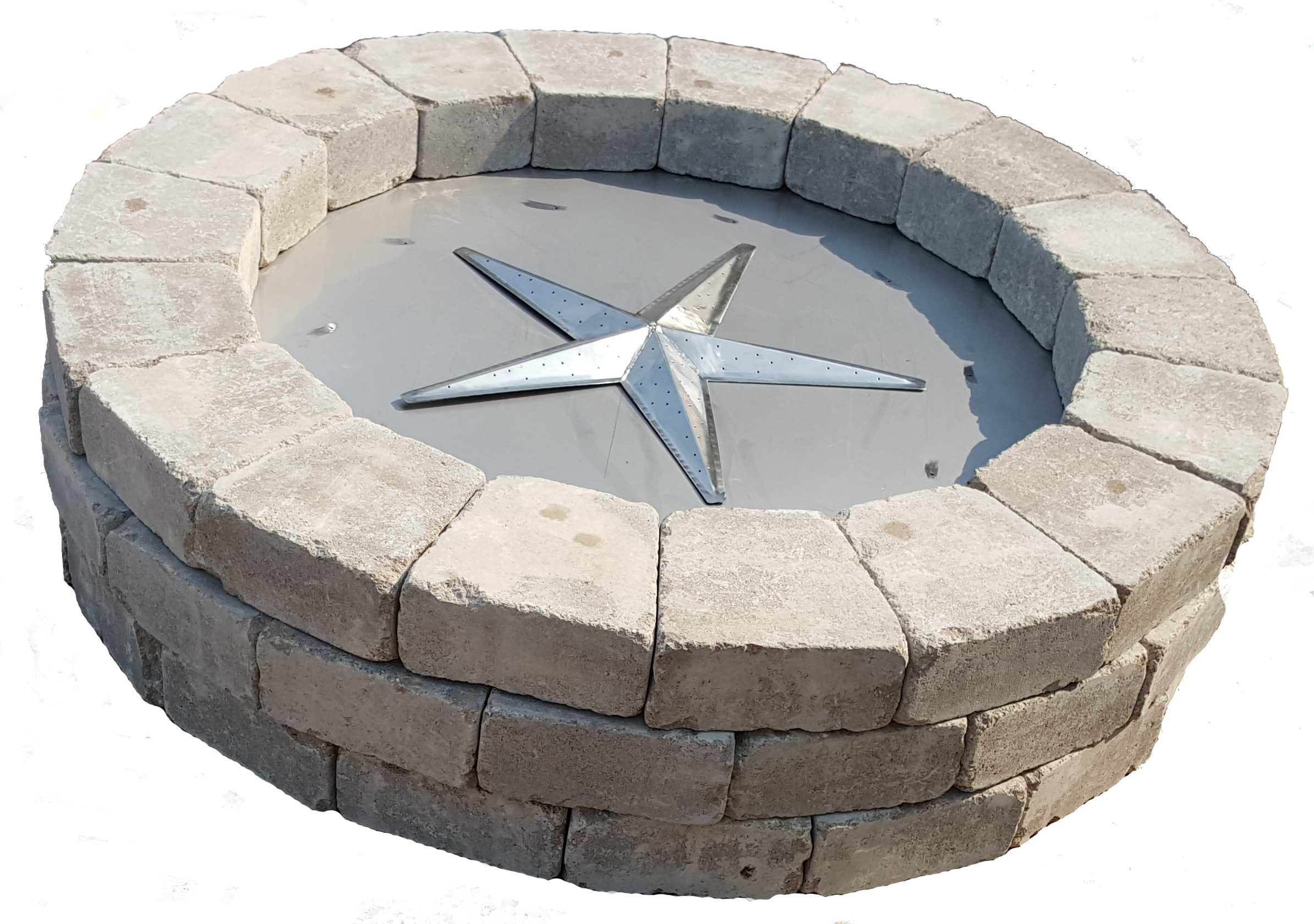 round fire pit kit burner techo bloc unilock belgard reading rock fireboulder firestar Top Result 50 Awesome Gas Fire Pit Cover