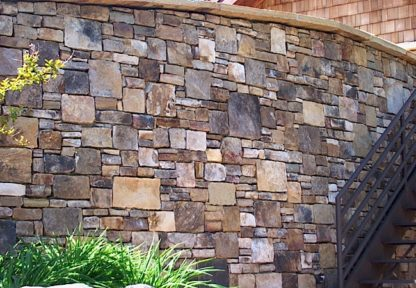 custom-broke face-tennesee-fieldstone-ashlar-square-rectangles-sandstone-mossy-stonewood-mountain-mtn-fireboulder-natural-stone-veneer-supply