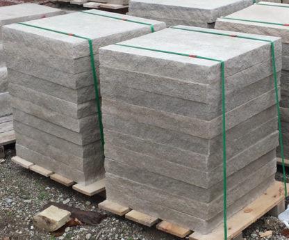 fireboulder_indiana_limestone_pillar_caps_24x24_gray_limestone_natural_stone_snapped