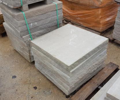fireboulder_indiana_limestone_pillar_caps_28x28_gray_limestone_natural_stone_snapped