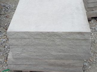 fireboulder_indiana_limestone_pillar_caps_32x32X3_gray_limestone_natural_stone_snapped