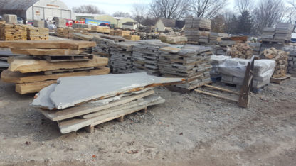 tennessee-quarry-blue-sandstone-flagstone--mega-slabs-gray-natural-stone-patio-walkway-1