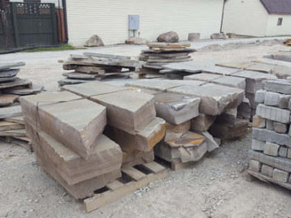 tennessee-quarry-blue-sandstone-retainning-wall-boulder-wall-gray-natural-stone-4