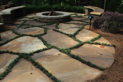 tennessee-quarry-brown-sandstone-flagstone--mega-slabs-tan-natural-stone-patio-walkway-1
