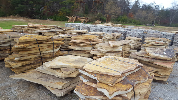 2 Tennessee Slabs Brown Fireboulder Com Natural Stone