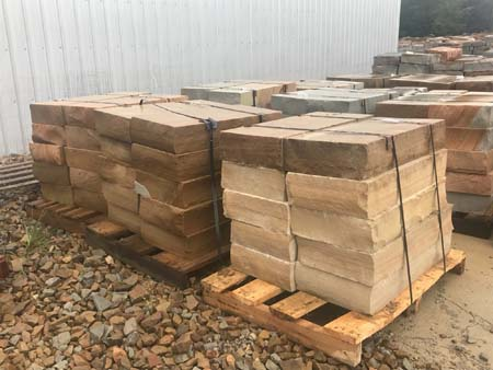 tennessee-brown-tan-sawn-3ft-steps-fireboulder-natural-stone-step-tn
