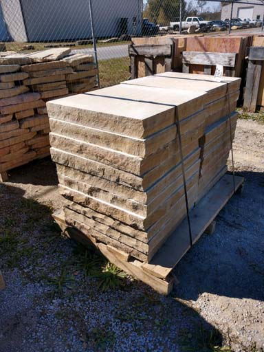 tennessee-brown-tan-sawn-pier-caps-snapped-edges-2-3-inch-24-24-inch-fireboulder-natural-stone-step-tn