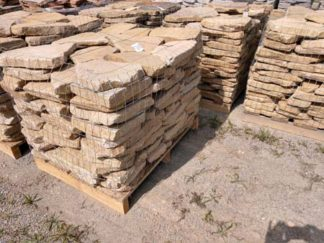 tennessee-brown-tan-tumbled-flagstone-steppers-2-3-inch-fireboulder-natural-stone-tn