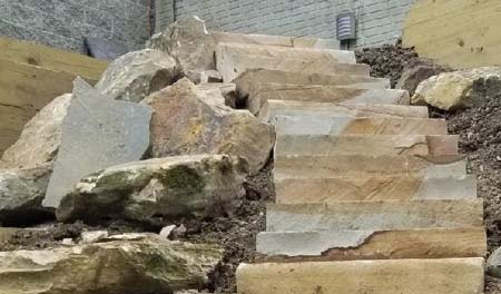 tennessee-tan-two-tone-brown-blue-gray-sawn-3ft-steps-fireboulder-natural-stone-step-tn