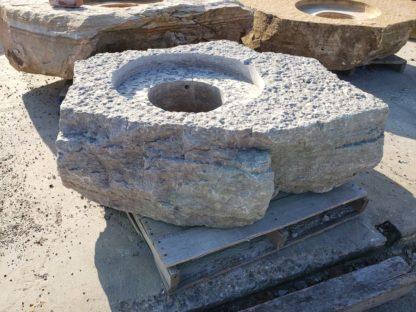 1129CXL Cored Jumbo Fireboulder Natural Stone Fire Pit