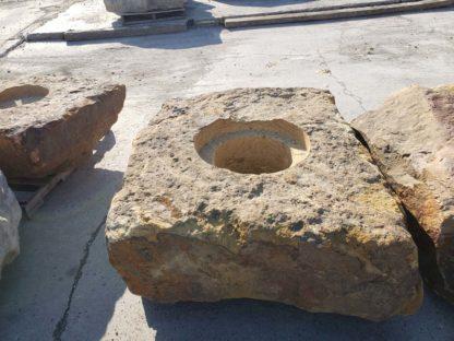 1159CXL Cored XL Fireboulder Natural Stone Fireboulder
