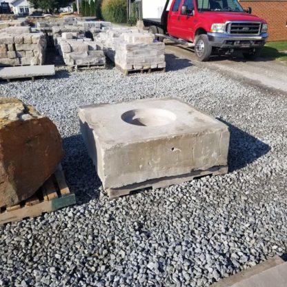 1172CXL XL Fireboulder Natural Stone Fire Pit