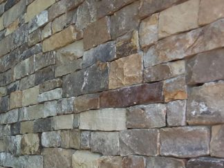Rusty-Weathered-Dry-Stack-fireboulder-TN-fieldstone-building-stone-mason-custom-builder